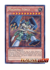 Machina Force - LCYW-EN171 - Secret Rare - 1st Edition