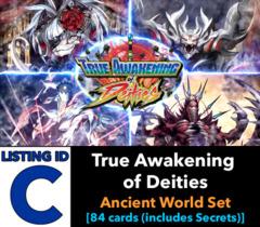 # True Awakening of Deities [S-BT03 ID (C)]