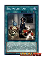 Endymion's Lab - SR08-EN023 - Common - 1st Edition