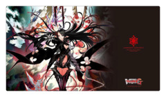 Cardfight Vanguard Bushiroad Official Playmat Vol.09 - Silver Thorn Dragon Master, Mystique Luquier