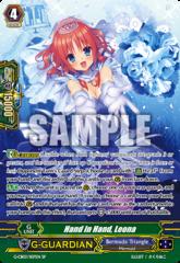 Hand in Hand, Leona - G-CB03/S07EN - SP