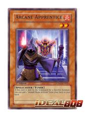 Arcane Apprentice - CRMS-EN022 - Rare - 1st Edition