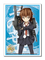Kantai Collection Kancolle Wakaba Vol.846 Character Sleeve (60ct)