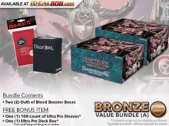 Dragoborne BT02 Bundle (A) - Get x2 Oath of Blood Booster Boxes + FREE Bonus Items