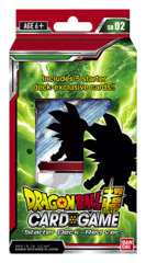 DBS-SD02 The Extreme Evolution (English) Dragon Ball Super Starter Deck