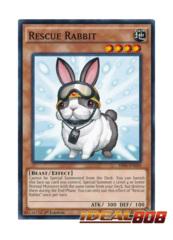 Rescue Rabbit - SR04-EN020 - Common - Unlimited Edition