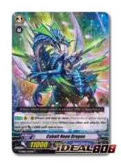 Cobalt Neon Dragon - G-CB02/025EN - C