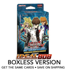 Duelists of Tomorrow Yugioh Speed Duel Starter Deck (Boxless)