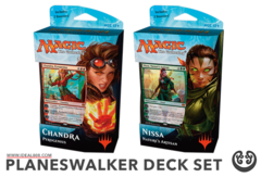 Kaladesh (KLD) Planeswalker Deck Set [Both Decks]
