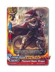Thousand Rapier Dragon - BT02/0075EN (C) Common