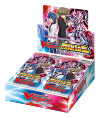 CFV-BT15 Infinite Rebirth (English) Cardfight Vanguard Booster Box