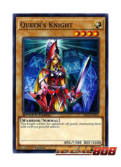 Queen's Knight - SBLS-EN004 - Common - 1st Edition
