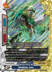 Windblade Joker [S-BT01A-UB03/0053EN C (FOIL)] English