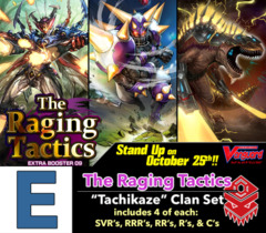 # The Raging Tactics [V-EB09 ID (E)] SVR