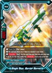 Single Star, Barrier Barret [D-BT03/0107EN C] English