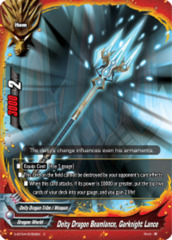 Deity Dragon Beamlance, Garknight Lance [S-BT04/0058EN C (FOIL)] English
