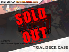 GURREN LAGANN (English) Weiss Schwarz Trial Deck+  Box [Contains 6 Decks]