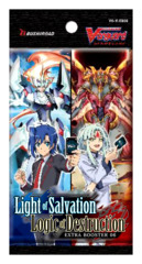 CFV-V-EB06 Light of Salvation, Logic of Destruction (English) Cardfight Vanguard V-Extra Booster Pack [7 Cards]