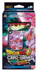 DBS-SP05 Miraculous Revival (English) Dragon Ball Super Special Pack Set [Contains 4 Booster Packs + Promo]