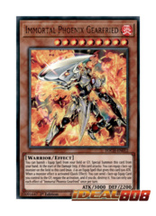 Immortal Phoenix Gearfried - TOCH-EN012 - Ultra Rare - 1st Edition