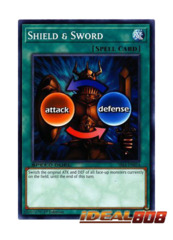 Shield & Sword - SBLS-EN014 - Common - 1st Edition