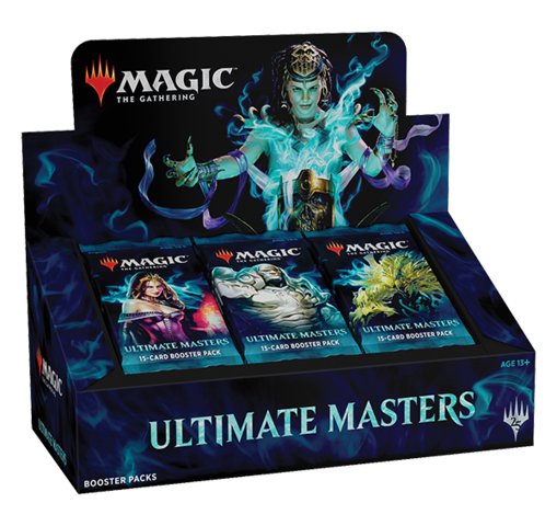 Ultimate Masters (UMA) Booster Box