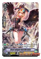 Black-winged Swordbreaker - V-BT04/DR02EN - DR (Delete Rare)
