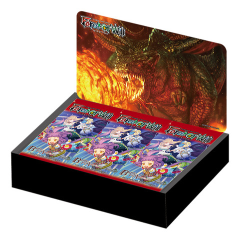 A04 Battle for Attoractia (English) Force of Will Booster Box
