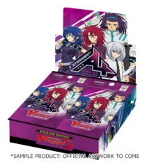 CFV-V-BT02 Strongest! Team AL4 (English) Cardfight Vanguard V-Booster Box