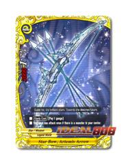 Star Bow, Artemis Arrow [H-BT01/0057EN U] English Uncommon