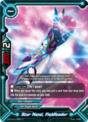 Star Hand, Fieldleader [D-BT03/0106EN C (FOIL)] English