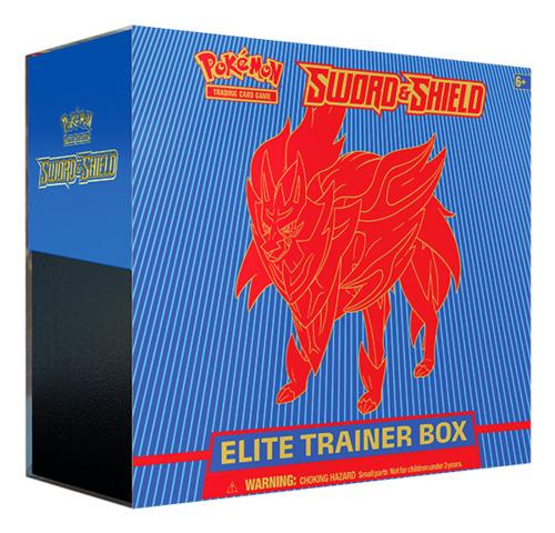 Pokémon TCG Sun /& Moon Elite Trainer Box Solgaleo New Sealed TCG CCG