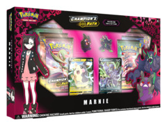 Pokemon TCG: Champion's Path Premium Collection - Marnie * PRE-ORDER Ships Oct.23