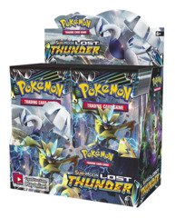 SM Sun & Moon - Lost Thunder (SM08) Pokemon Booster Box (36 Packs)