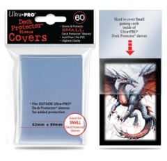 Ultra Pro Small Over Sleeve (Deck Protector) #84355