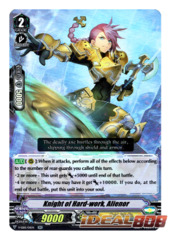 Knight of Hard-work, Alienor - V-EB10/011EN - RR