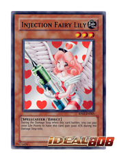 Injection Fairy Lily - RP02-EN065 - Ultra Rare - Unlimited Edition