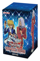 Legendary Duelists: Season 1 Booster Box [2 Packs + 1 Secret Rare Promo]