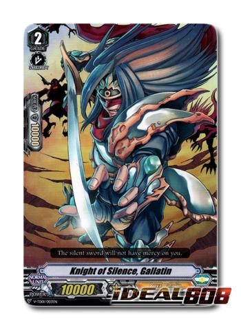 Knight of Silence, Gallatin - V-TD01/003EN (Regular)