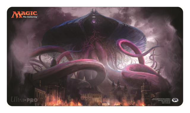 Magic the Gathering Eldritch Moon Playmat - Emrakul, the Promised End (#86391)