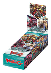 CFV-G-TCB02 The GENIUS STRATEGY (English) Cardfight Vanguard G-Technical Booster Box