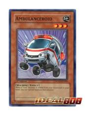 Ambulanceroid - POTD-EN009 - Common - 1st Edition