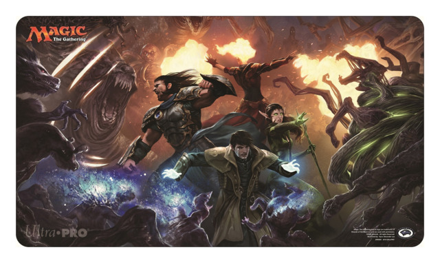 Magic the Gathering Eldritch Moon Playmat - Emrakul's Influence (#86390)