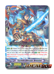 Taciturn Liberator, Brennius - G-BT03/027EN - R
