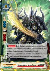 Heavyblade Swordsman, NAMARI [S-BT02/0052EN C (FOIL)] English