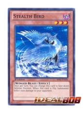 Stealth Bird - BP01-EN184 - Starfoil Rare - 1st Edition