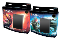 Commander Legends  Commander Deck Set [Both Decks]