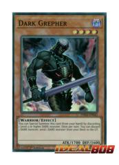 Dark Grepher - DASA-EN042 - Super Rare - 1st Edition