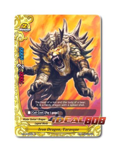 Iron Dragon, Tarasque - BT04/0083EN (C) Common