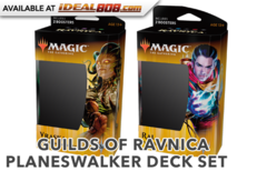 Guilds of Ravnica (GRN) Planeswalker Deck Set [Both Decks]